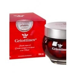 Coffret Griottines 50cl Peureux