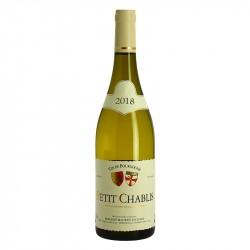 Petit Chablis Domaine Maurice Lecestre Vin Blanc de Bourgogne