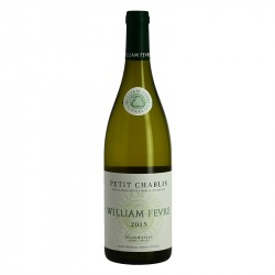 Petit Chablis Vin Blanc de Bourgogne par William Fèvre