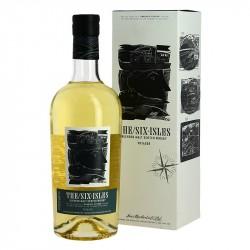 The SIX ISLES Voyager Blended Malt Scotch Whisky 70 cl