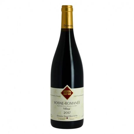 """Daniel Rion VOSNE ROMANEE  """"Villages"""" Vin Rouge de Bourgogne"""