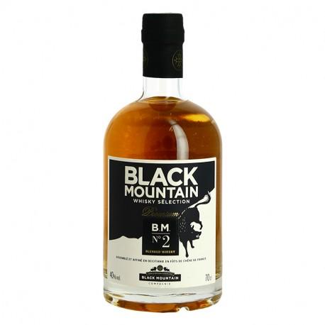 Black Mountain N°2 Whisky vieillissement en fut d'Armagnac