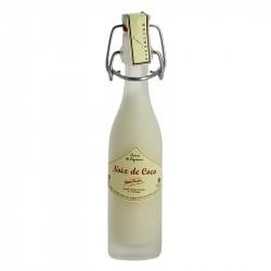 Mignonette de crème de Liqueur à la noix de Coco par Jacques Fisselier