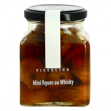 MINI FIGUES AU WHISKY FISSELIER 25 cl