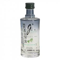 Mignonnette Gin G'Vine Nouaison 5cl