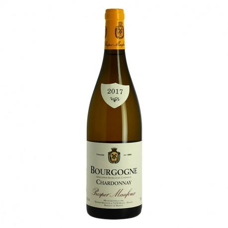 Bourgogne Chardonnay par PROSPER  MAUFOUX Vin Blanc