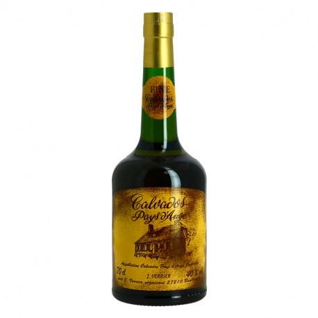 VERRIER Fine Calvados Pays d'Auge 70cl