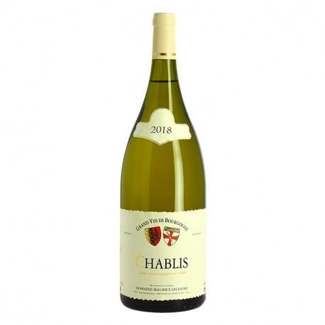 Chablis Maurice LECESTRE Magnum 1.5 l Vin Blanc de Bourgogne
