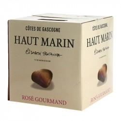 Haut Marin Rosé Gourmand Bib de 5 Litres