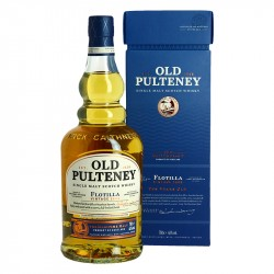Old Pulteney Flotilla 2008 Highlands Whisky 70 cl