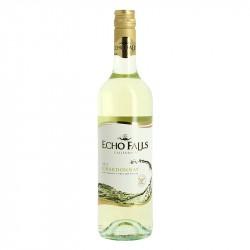 ECHO FALLS Chardonnay Vin Blanc de Californie 75 cl