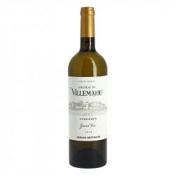 Villemajou Grand Vin de Corbières par Gérard Bertrand Vin Blanc