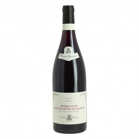 Nuiton-Beaunoy Hautes-Côtes de Beaune Bourgogne Rouge