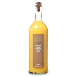Nectar de peche blanche Alain Milliat 1 litre