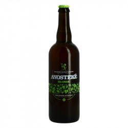 ANOSTEKE Bière Blonde Artisanale 75 cl