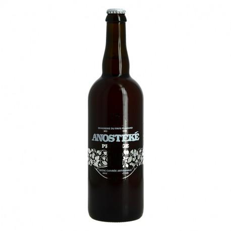 Anosteke Prestige Bière Blonde Artisanale 75 cl