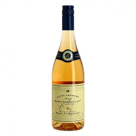 Badet Clément vin rosé Cuvée Prestige