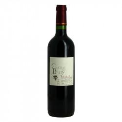 BERGERAC Vin BIO Rouge du Sud-Ouest par le Château du Bloy