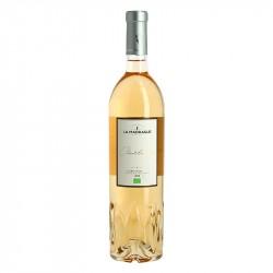 La Madrague Rosé de Provence Cuvée Charlotte Vin BIO