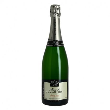 Champagne Alexandre DEMARJORY Champagne Demi Sec