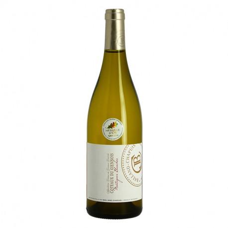 Coteaux du Giennois Blanc Balland Chapuis Vin Blanc de la Loire Sauvignon