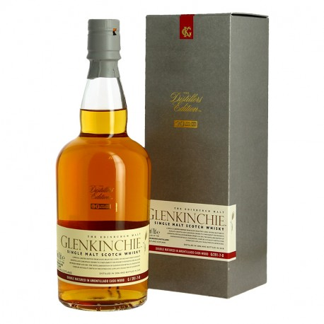 GLENKINCHIE Distillers Edition Lowlands Single Malt Whisky