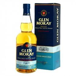 Glen Moray Elgin Peated Speyside Whisky Single Malt Tourbé