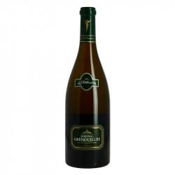 Chablis Grenouille Grand Cru 2016 par La Chablisienne Vin de Bourgogne Blanc
