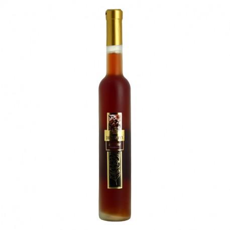 ICEWINE Vin de Glace rosé cépage DORNFELDER par Dr ZenZen