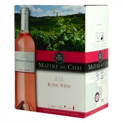 Cubi Maître de Chai vin rosé 5L