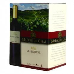 Maître de Chai Vin du Languedoc Rouge en BIB 5L