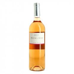 Maître de Chai vin rosé