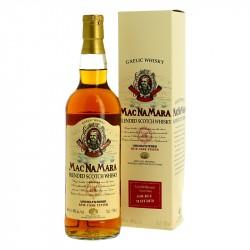 Whisky Blend Mac Na Mara Finition en fût de RHUM Whisky Gaélique 70 cl