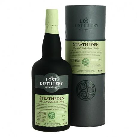 Lost  Distillery  Whisky STRATHEDEN De Luxe Archivist
