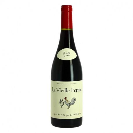 Vieille Ferme Côtes de Ventoux Vin Rouge de la Vallée du Rhône