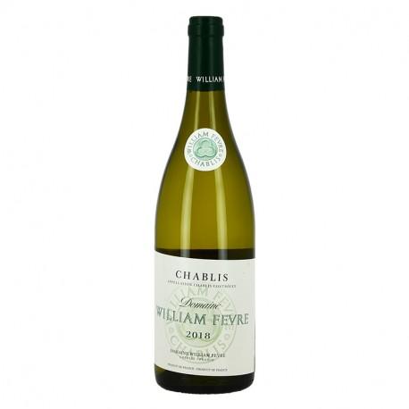Chablis William Fèvre Vin Blanc Sec de Bourgogne