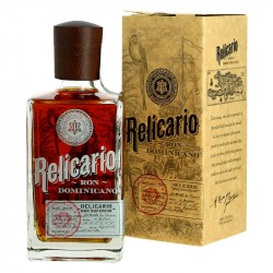 Rhum Relicario Ron Dominicano République Dominicaine