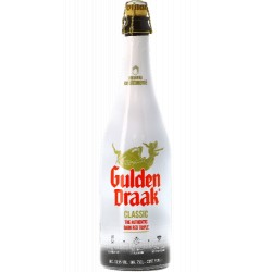 Bière Belge Triple Gulden Draak Classic 75 cl