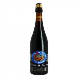 Queue de Charrue Bière Vieille Brune Bière Belge Vieillie en fût de Chêne