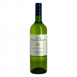 Château BUISSON REDON Vin Blanc de Bordeaux