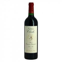 Château CLARKE 2008 Listrac Médoc Vin Rouge