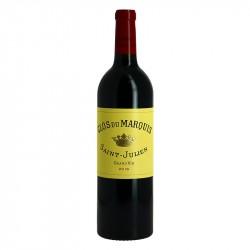 Clos Du Marquis 2016 Saint Julien Cru de Bordeaux