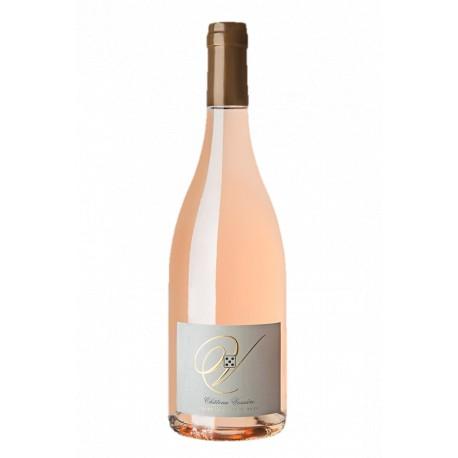 Château Vessière Costière de Nîmes Vin Biologique rosé