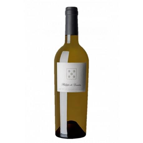 Philippe de Vessière Costières de Nîmes Vin Blanc Biologique