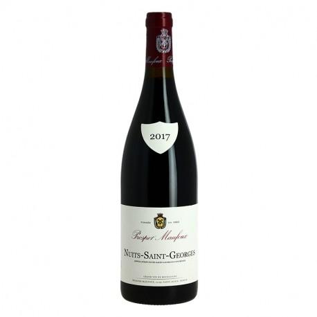Nuits Saint Georges Prosper Maufoux Vin de Bourgogne Rouge
