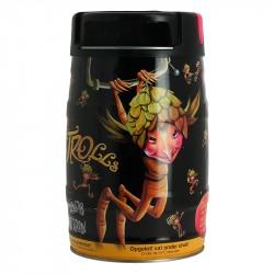 Fût 5L Cuvée des Trolls Bière Belge Blonde