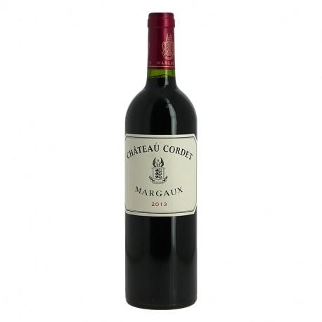 Château Cordet Margaux 2013 75 cl