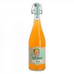 La Gosse Limonade Artisanale à l'Orange 75 cl
