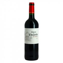 Château La Chapelle 2019 Vin Biologique Saint Emilion Vin Rouge de Bordeaux