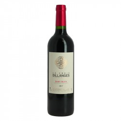 La Croix Dillanges 2017 Saint JULIEN Vin rouge de Bordeaux